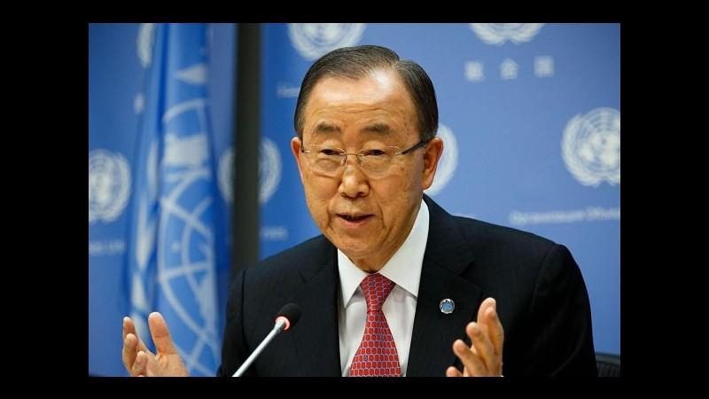 Nord Corea, Ban: Stop a tutte le attività nucleari
