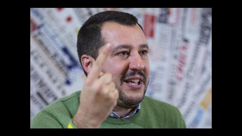 Germania, Salvini: Immigrati stupratori? Non mi stupisce. Zac e non lo fai più
