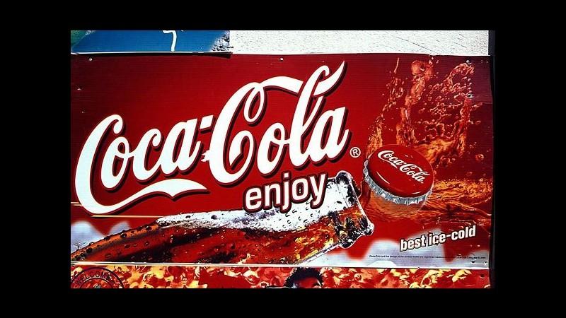 Coca-Cola si scusa per mappa online con Crimea in Russia