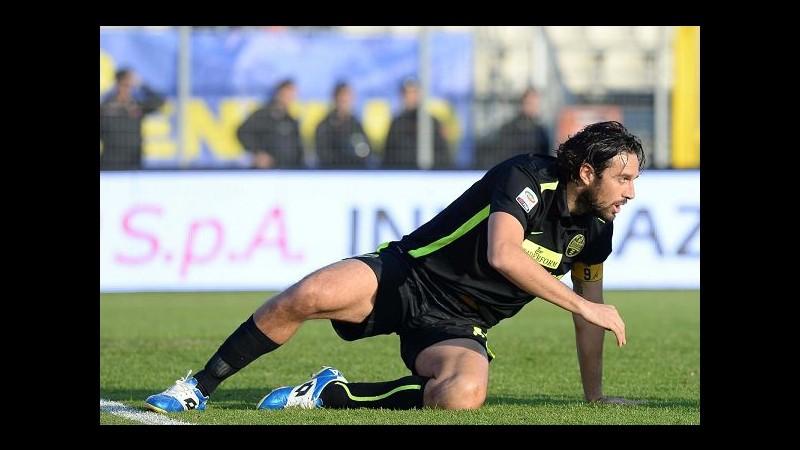 Hellas Verona: Toni salta la Juve per risentimento muscolare