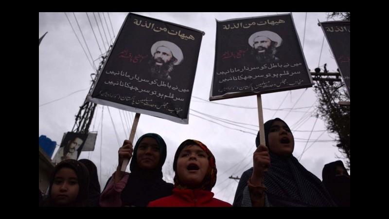 Arabia Saudita, Iraq: Medieremo in scontro con Iran