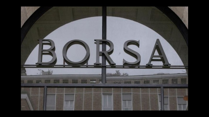 Borsa, avvio debole per i listini europei. Anche Milano parte fiacca