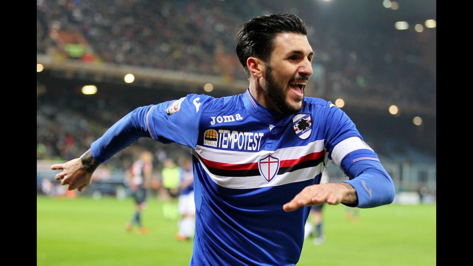 Serie A, il derby è della Samp: Genoa sconfitto e contestato