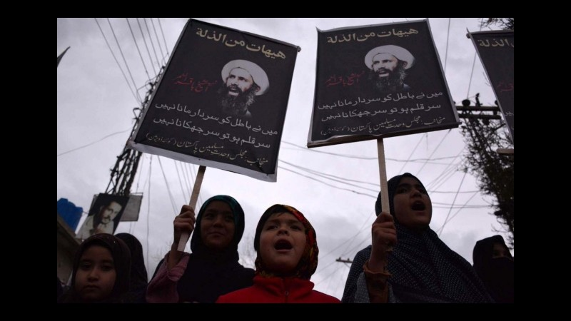 Riad e Teheran rompono relazioni diplomatiche: stop a voli e commercio