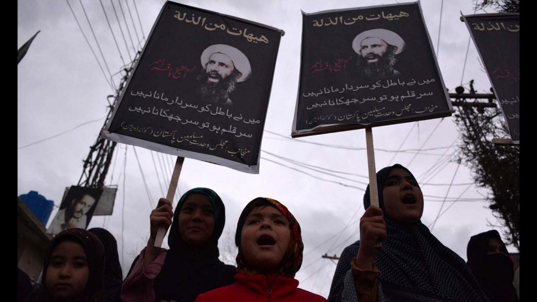 Arabia Saudita interrompe relazioni con Iran