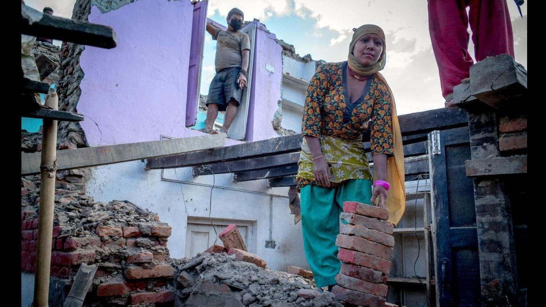 Le principali catastrofi naturali del 2015 nel mondo: dal Nepal agli Usa