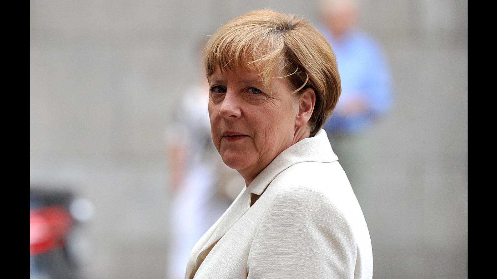 Capodanno, Merkel: Anno di guerre e crisi, cogliere opportunità migranti