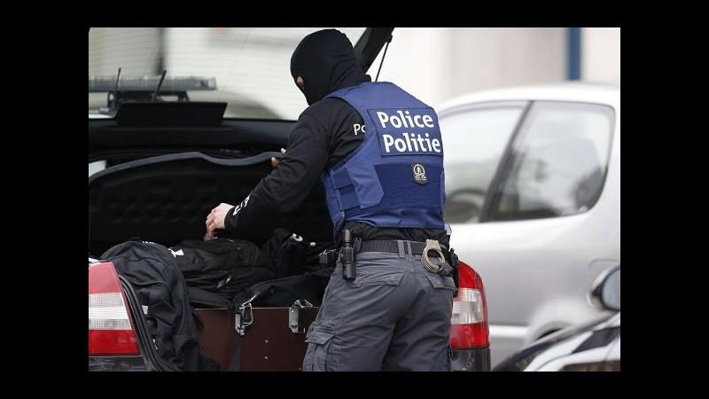 Parigi, Belgio: perquisizioni a Molenbeek, un fermo