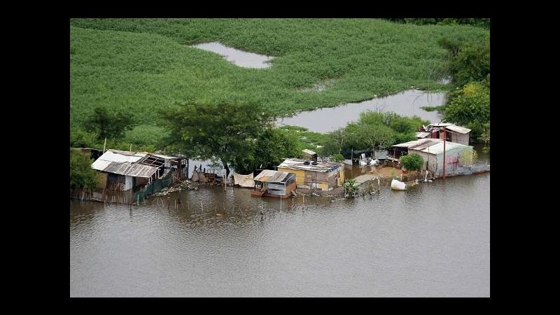 Uruguay, inondazioni: bilancio sale a 22mila sfollati nell'ovest