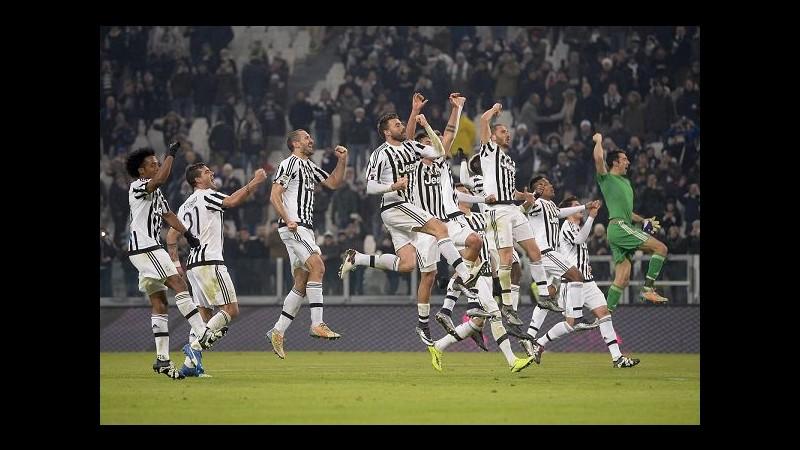 Juventus, 2015 di successo anche sui social network