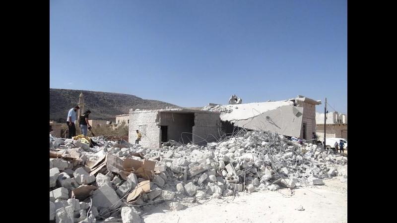 Siria, attivisti: Oltre 2.300 uccisi da raid russi, quasi 800 civili