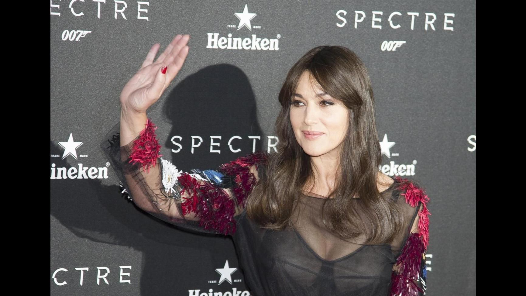 Monica Bellucci e Luca Argentero tra i più eleganti del 2015