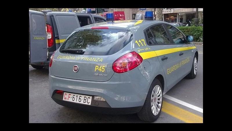 Parma, gdf sequestra 16 milioni di botti illegali