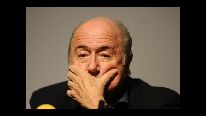 Blatter: Mi hanno abbandonato, ora combatto per mio onore