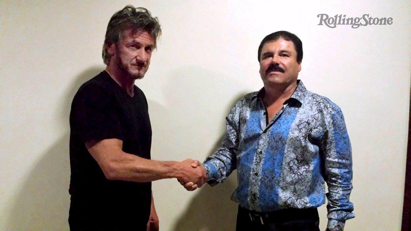 Sean Penn incontrò 'El Chapo' durante latitanza: attore indagato