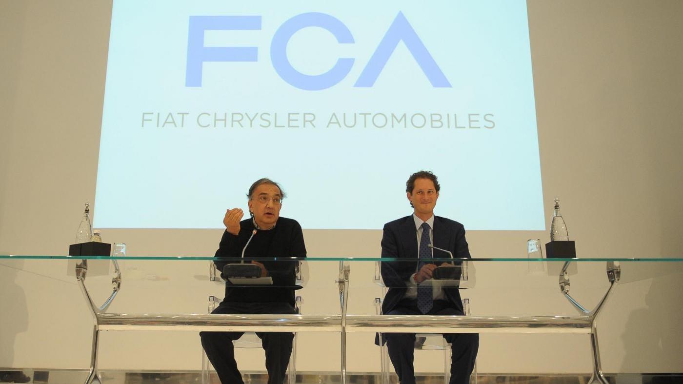 Fca conferma target 2015, verso nuove assunzioni in Italia