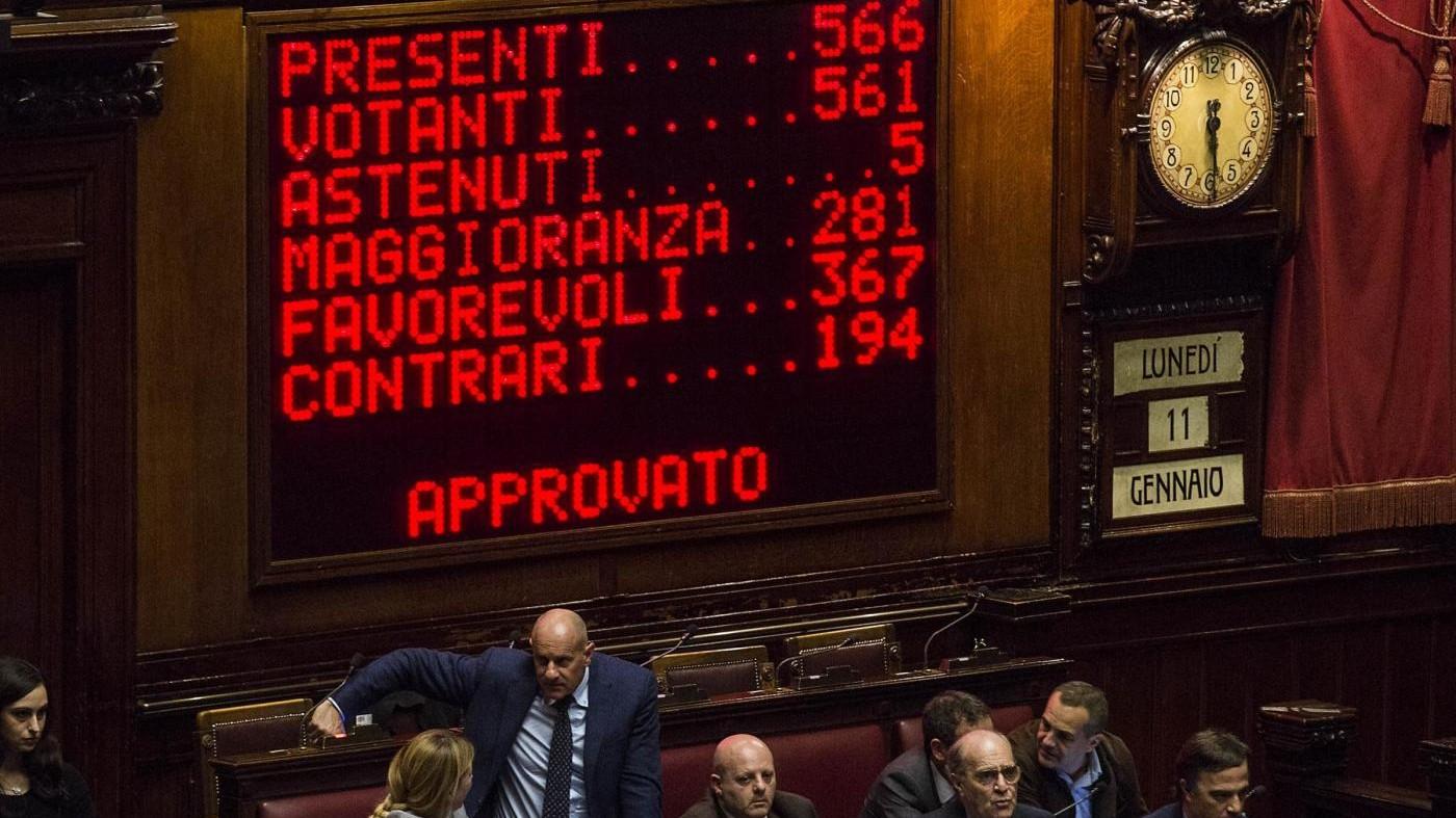 Riforme, il 19 in aula Senato: voto finale mercoledì 20