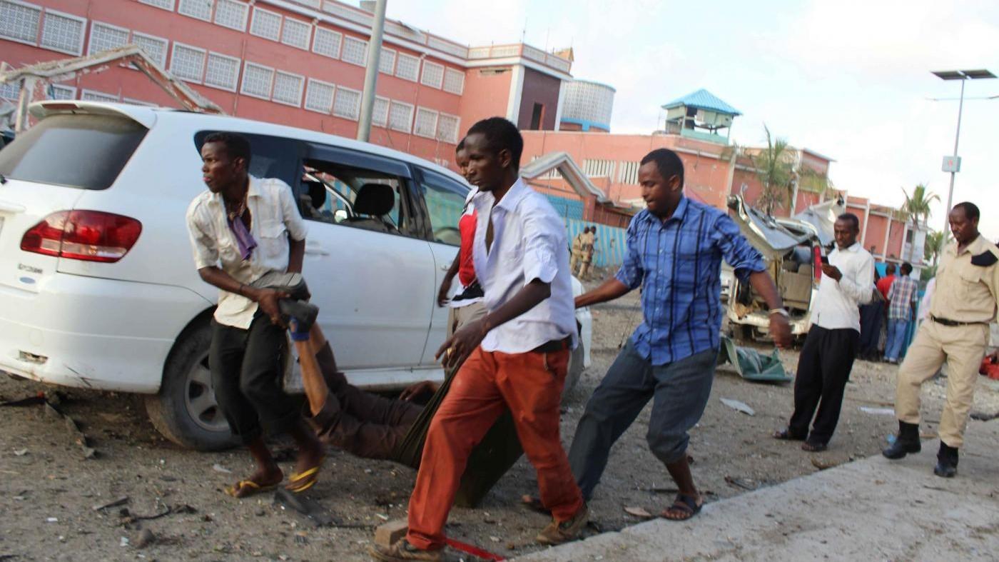 Somalia, al-Shabaab attacca base Unione africana: 50 soldati morti