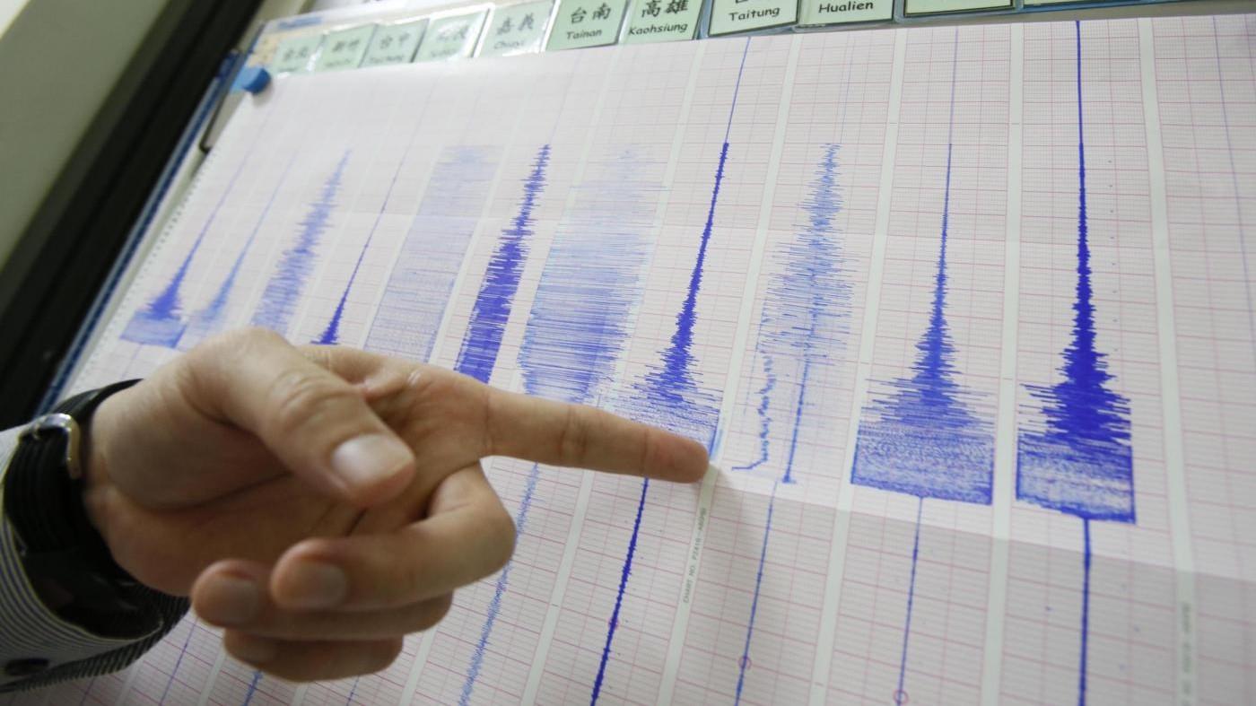 Terremoti, scosse a Campobasso: la più forte di magnitudo 4.1