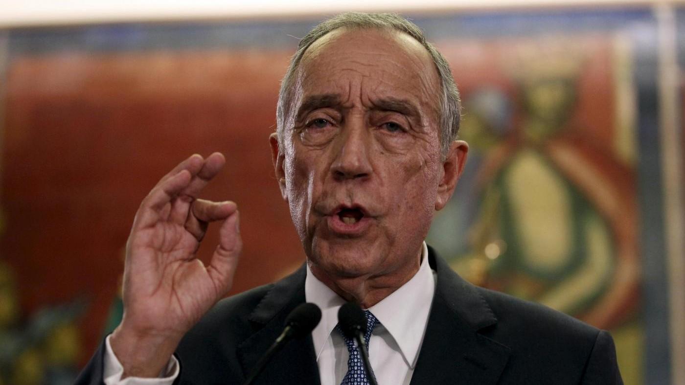 Portogallo, conservatore Rebelo de Sousa vince le presidenziali