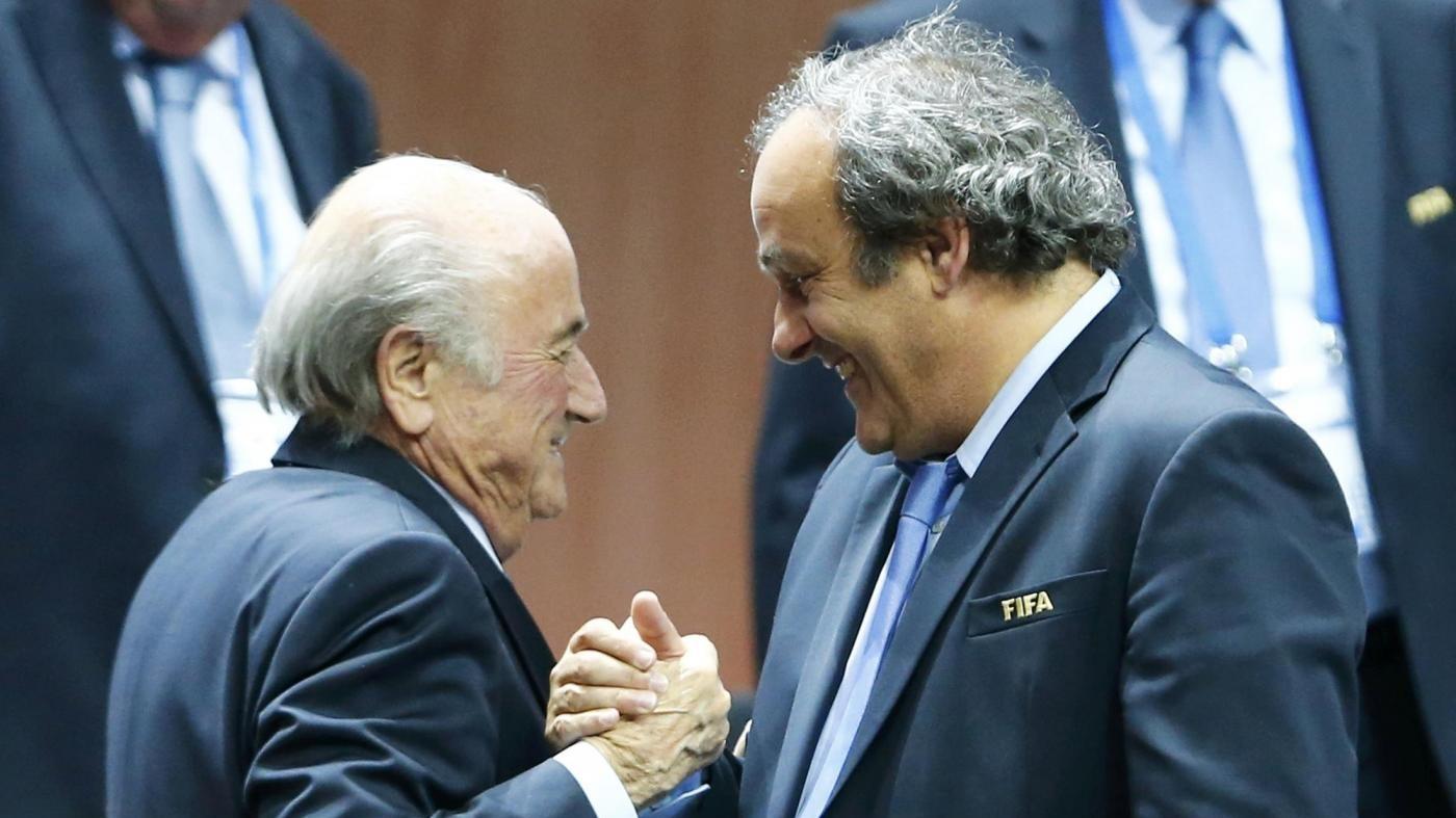 Caso Fifa, Uefa: Preso atto decisione Comitato, sostegno a Platini