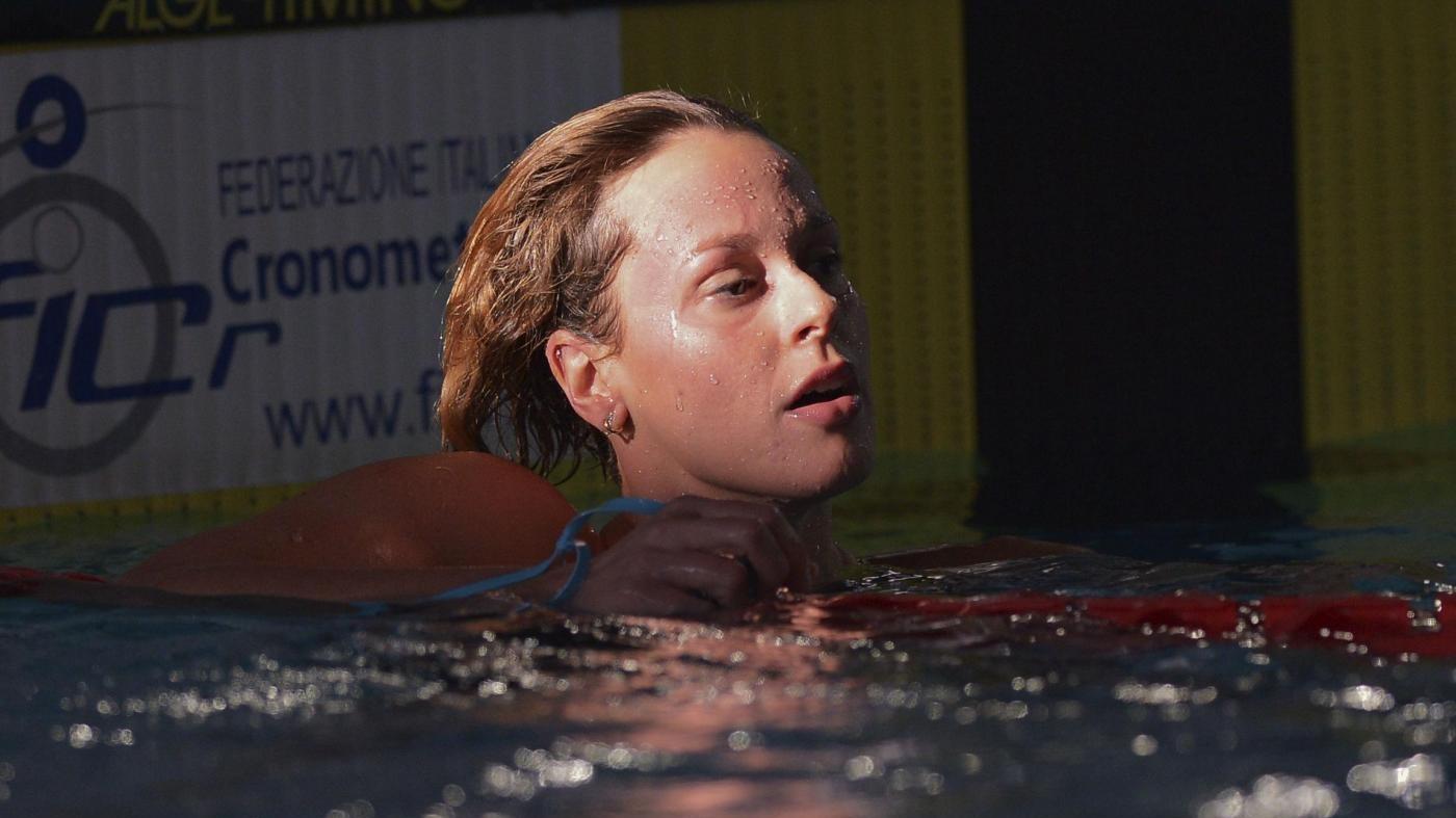 Europei in vasca corta: Pellegrini è oro nei 200 sl donne
