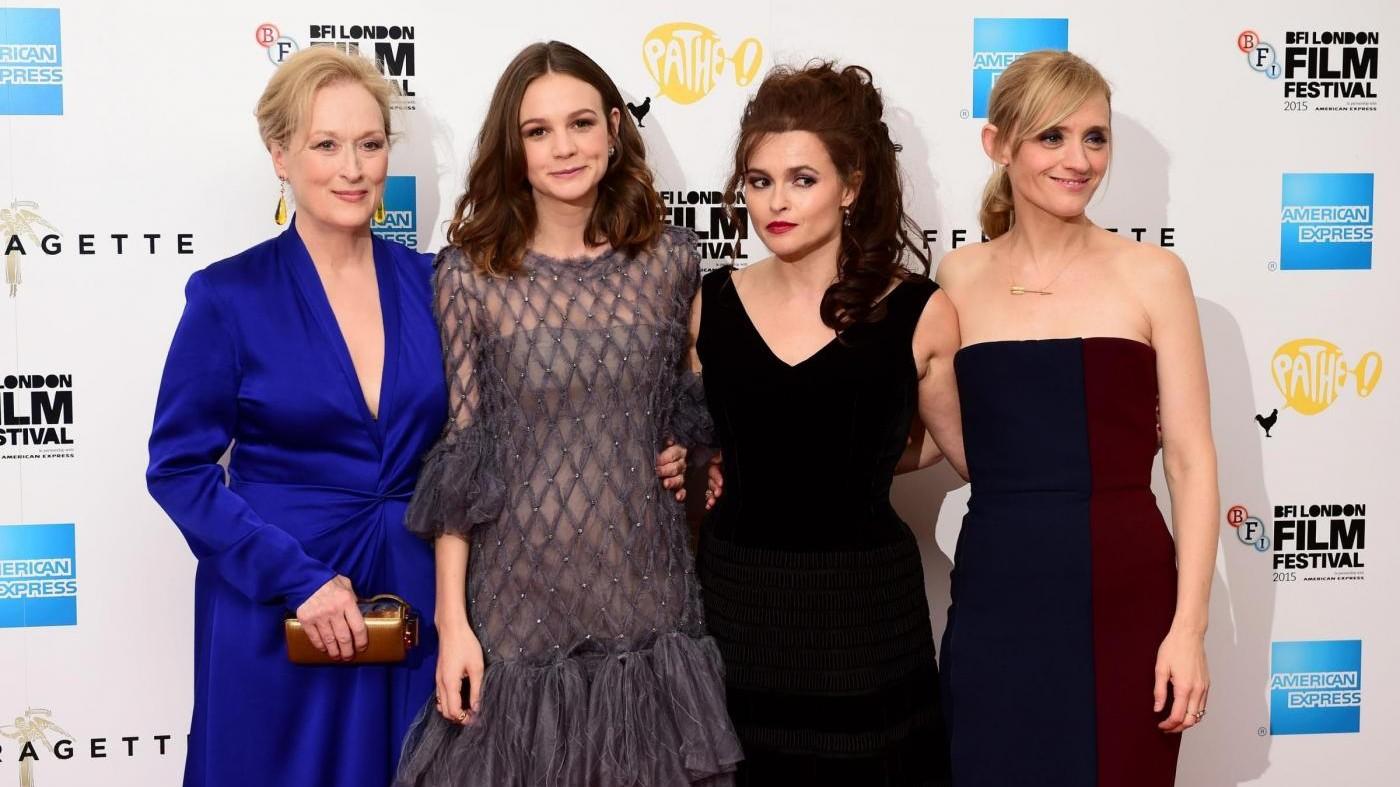 'Suffragette' è film simbolo per le donne del cinema americano