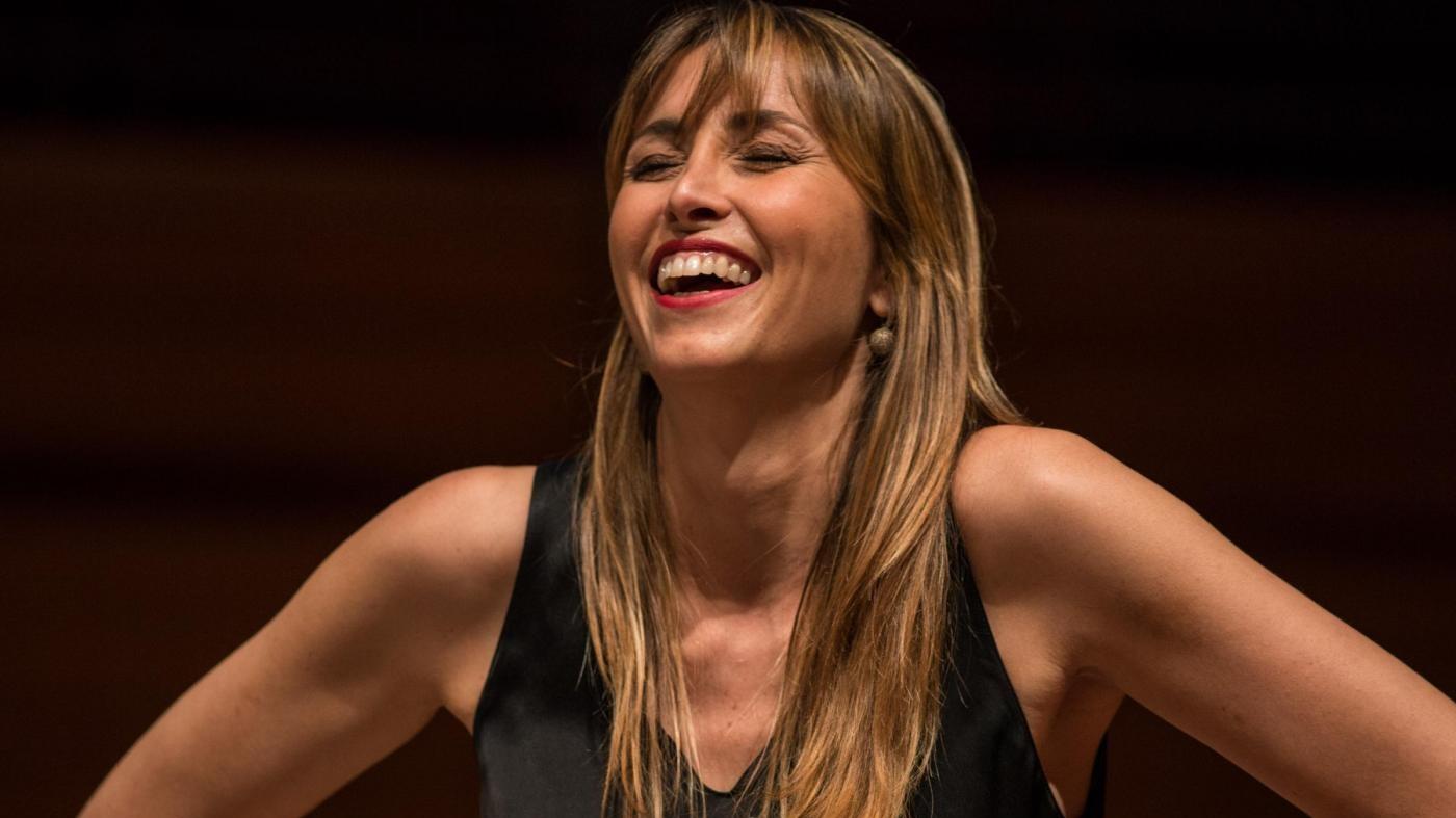 Vita in diretta, Benedetta Parodi: Cucina passione fin da piccola