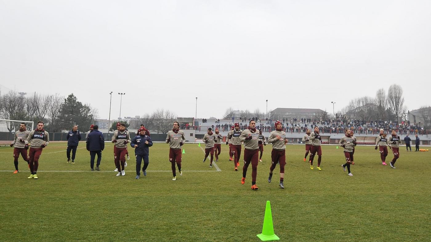 Calcio, Torino: Obi continua lavoro personalizzato