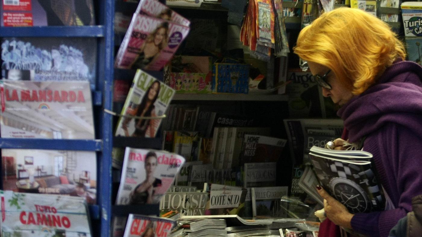 Editoria, Fcp: Fatturato pubblicità stampa -6,3% in 11 mesi