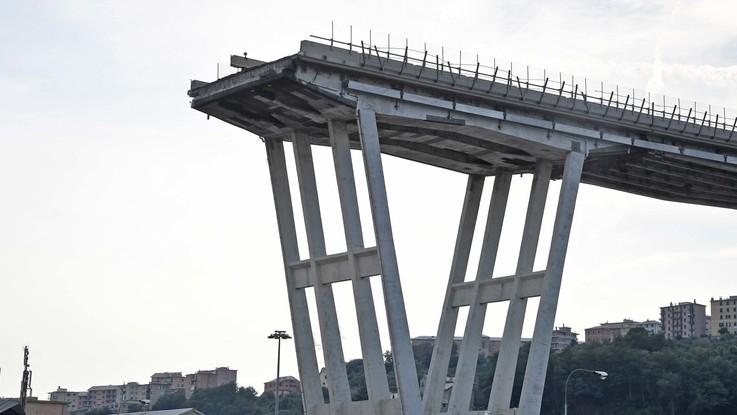 Ponte Morandi, tra un mese al via la demolizione. Ci vorranno 30 giorni