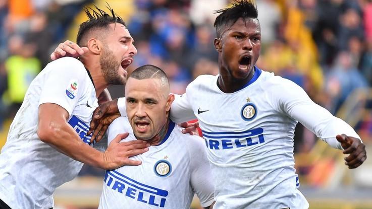 Serie A, con Nainggolan riscatto Inter: Bologna travolto 3-0