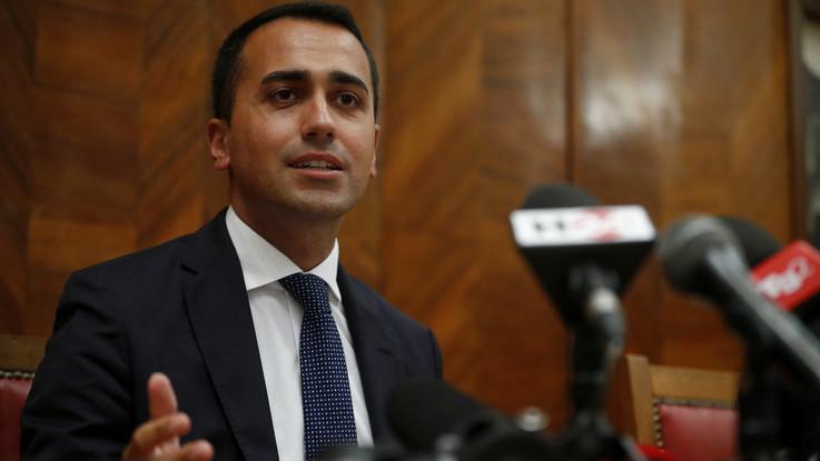 """Di Maio: """"Fantasiosa ricostruzione, reddito di cittadinanza e flat tax si faranno"""""""