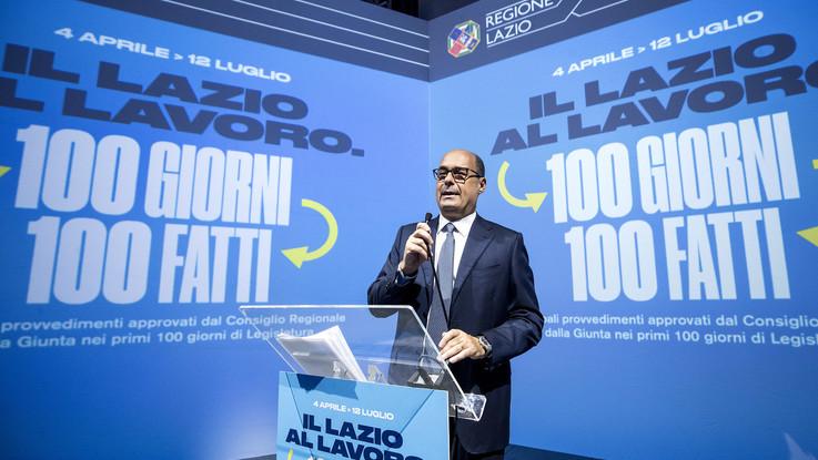 """Pd, Zingaretti: """"Serve partito foriero di nuove alleanze"""""""