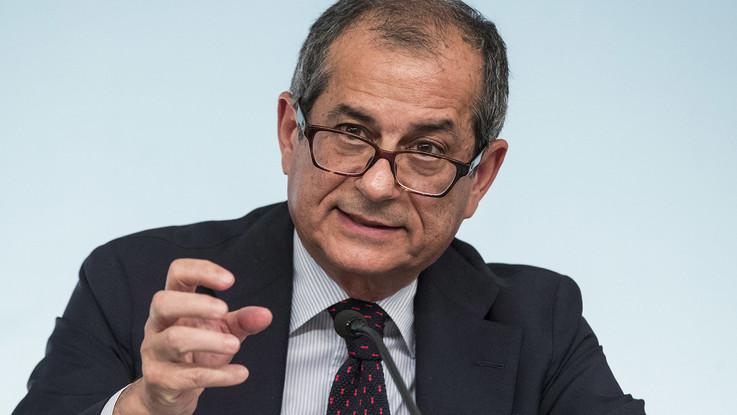 """Governo, Tria: """"L'Italia non è fragile, lo spread si sgonfierà"""""""