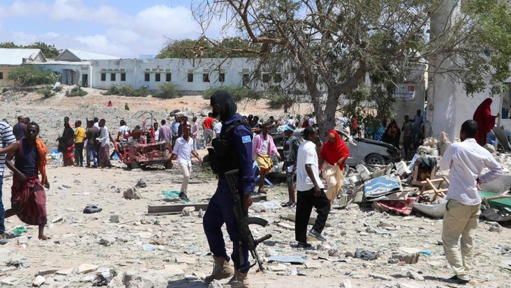 Somalia, autobomba a Mogadiscio: almeno tre morti e otto feriti