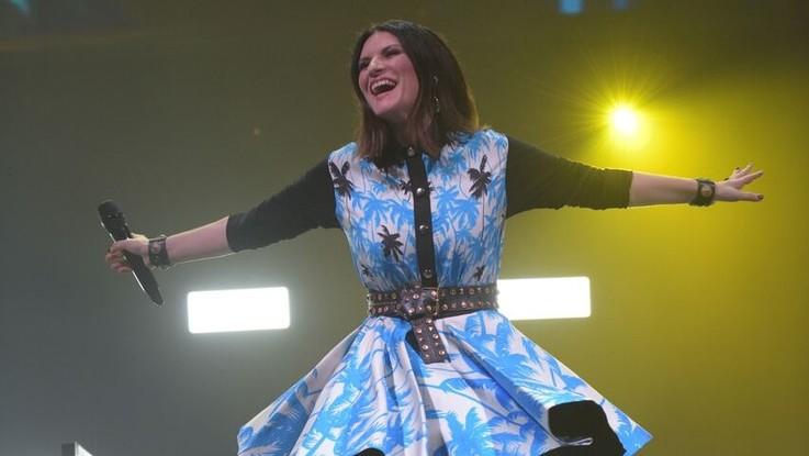 Laura Pausini prima donna sul palco del Circo Massimo: due live a Roma per lanciare il tour
