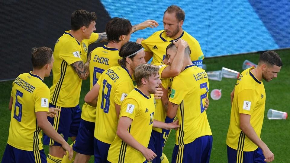 Svezia in festa ©AFP/LaPresse