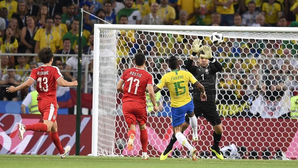 Il gol di Paulinho ©Fabio Ferrari/LaPresse