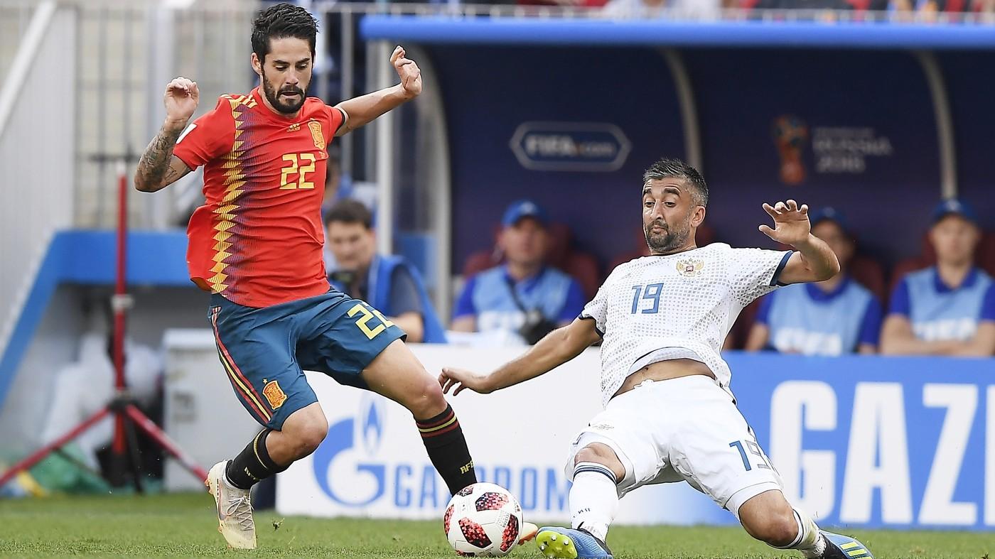 Mondiali 2018, Spagna-Russia 4-5 ai rigori   Il fotoracconto