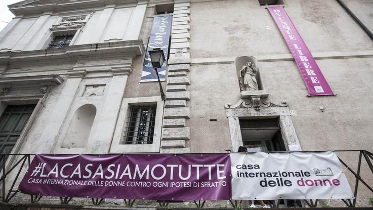 """Presidente Casa delle Donne: """"Grazie Zingaretti, da Raggi solo minacce"""""""