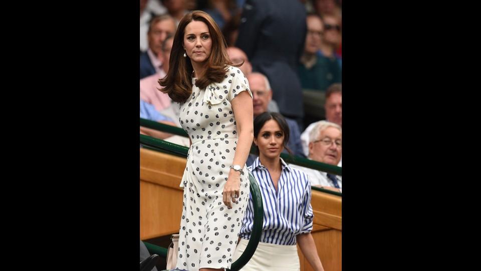 Tennis Wimbledon - Djokovic vs Nadal ©AFP/LaPresse