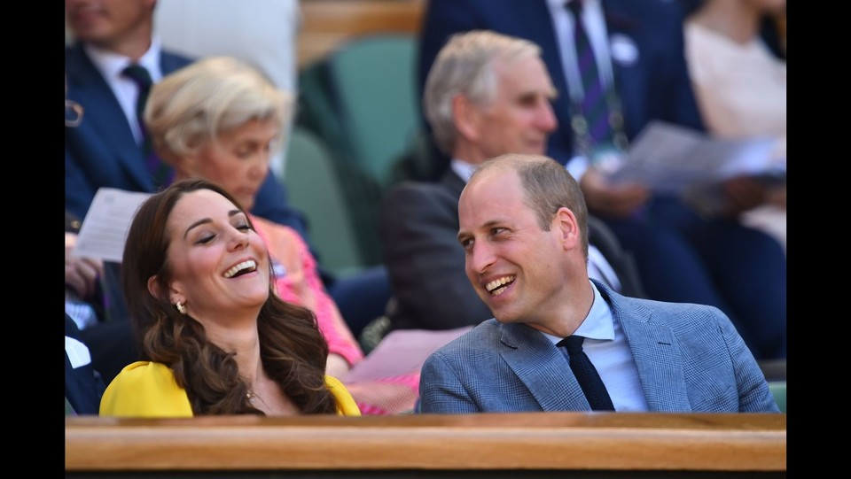 Il principe William e Kate Middleton ©AFP/LaPresse
