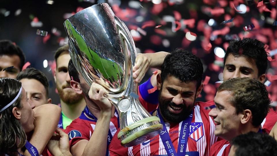 La Supercoppa è dell'Atletico ©AFP/LaPresse
