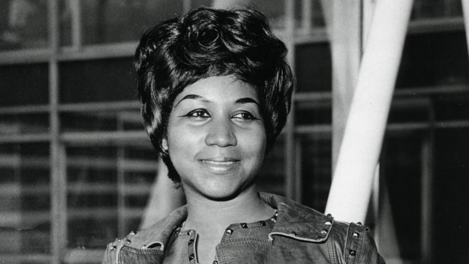 Aretha Franklin nel 1968 ©LaPresse/PictureLux