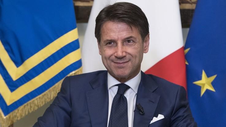 """Conte parla agli italiani: """"Paese cambia, a settembre sfide cruciali"""""""
