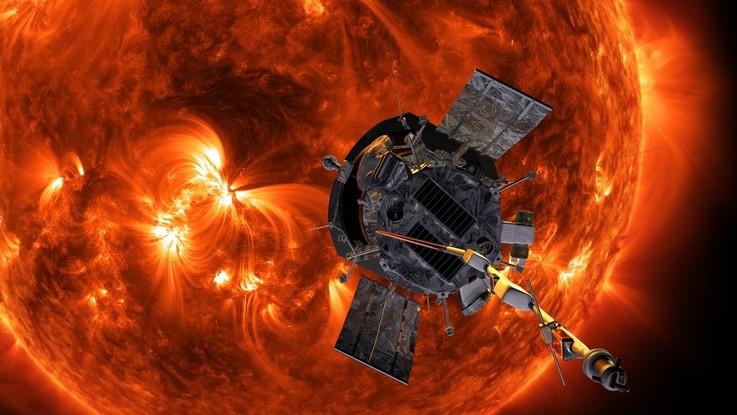 Spazio, la sonda Parker della Nasa in viaggio verso il Sole