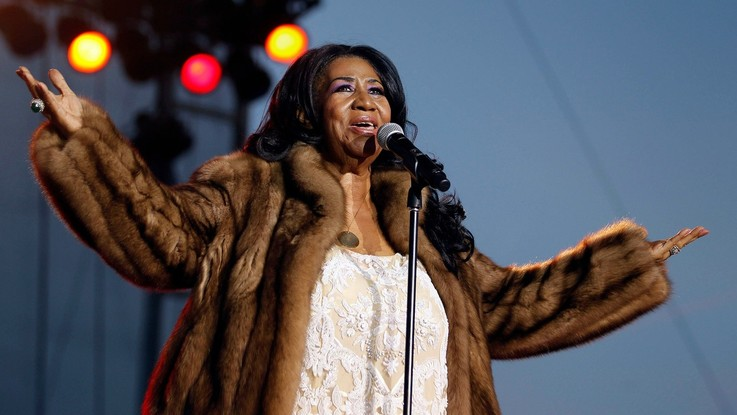 Musica in lutto, addio Aretha Franklin: si è spenta la Regina del Soul