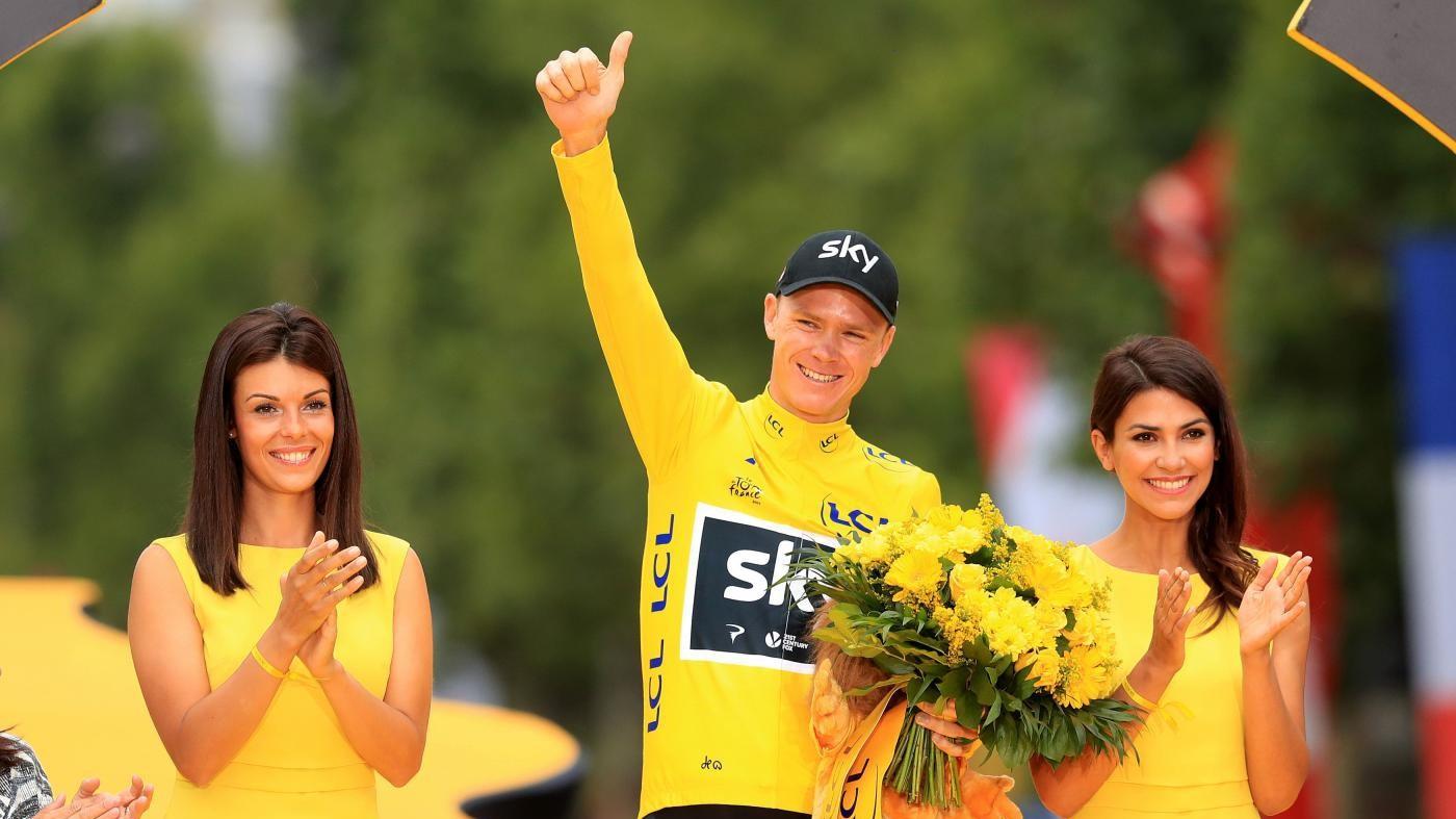 Il Tour respinge Froome per la vicenda del doping alla Vuelta del 2017