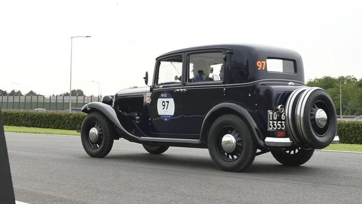 Top 100 collezionisti d'auto d'epoca: c'è anche Ralph Lauren